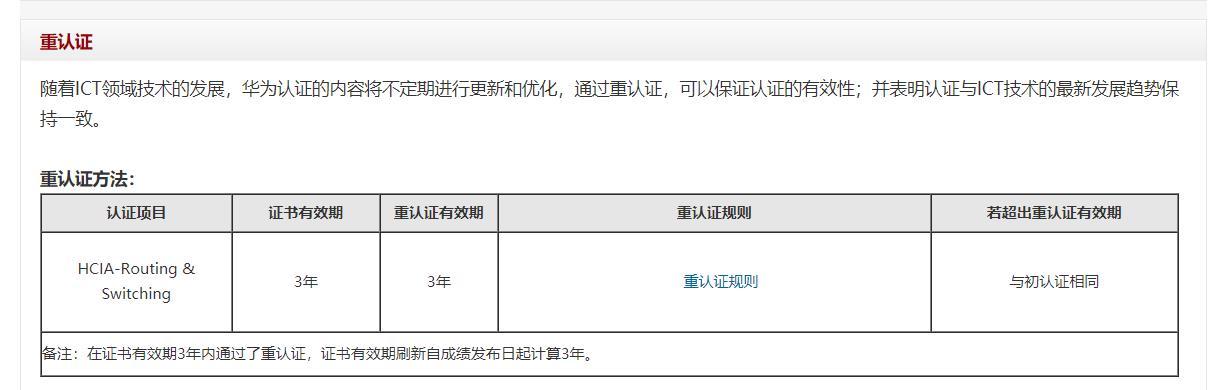 华为认证hcna到期了怎么办重考要收费吗-华为HCNA培训常见问题195 - 1